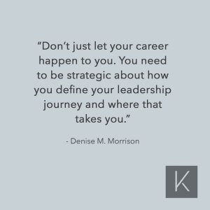 How strategic and intentional are you in your career?