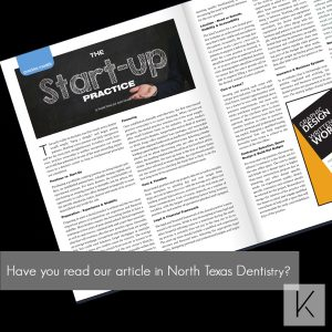 Have you read our article in North Texas Dentistry yet?